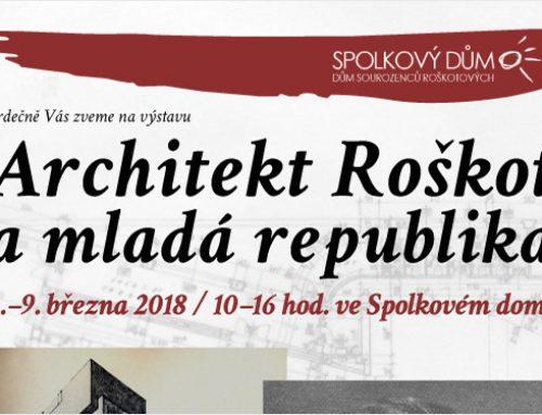 Architekt Roškot a mladá republika