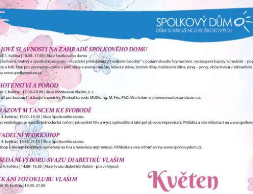 Program na květen 2018