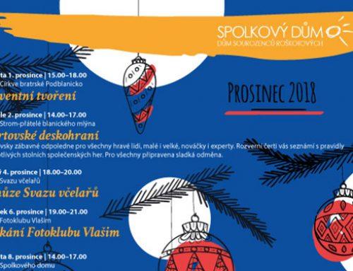 Program na prosinec 2018