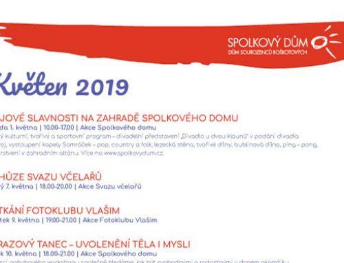 Program na květen 2019