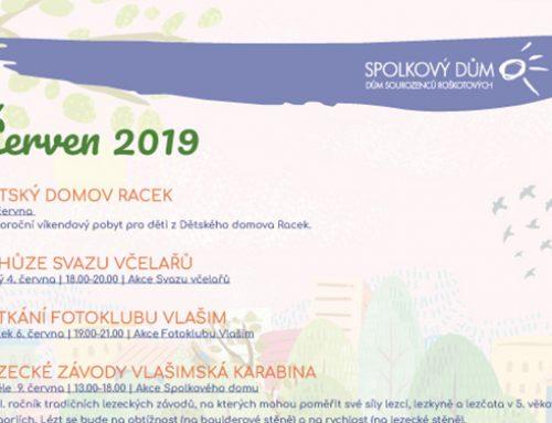Program na červen 2019