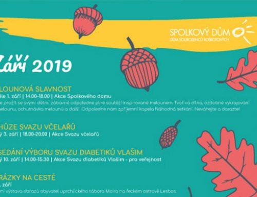 Program na září 2019
