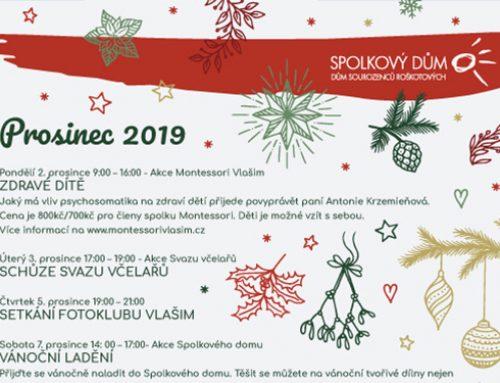 Program na prosinec 2019