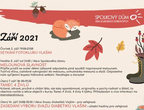 Program na září 2021