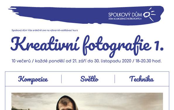Kreativní fotografie 1.