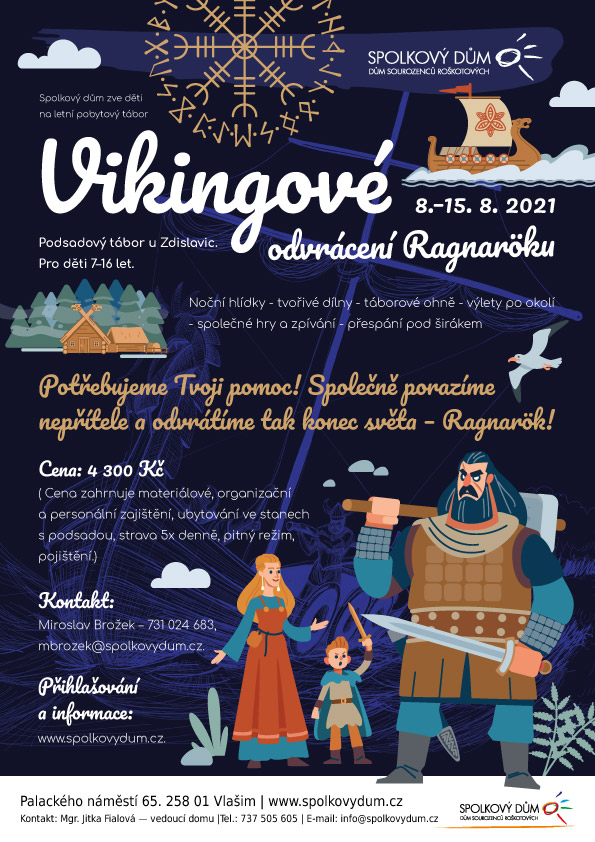 Pobytový tábor Vikingové